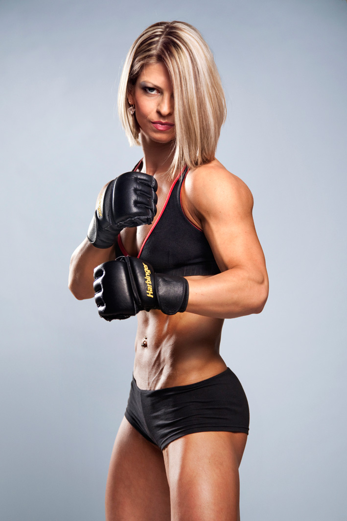 Monika Korbová - vicemajsterka sveta vo bodyfitness